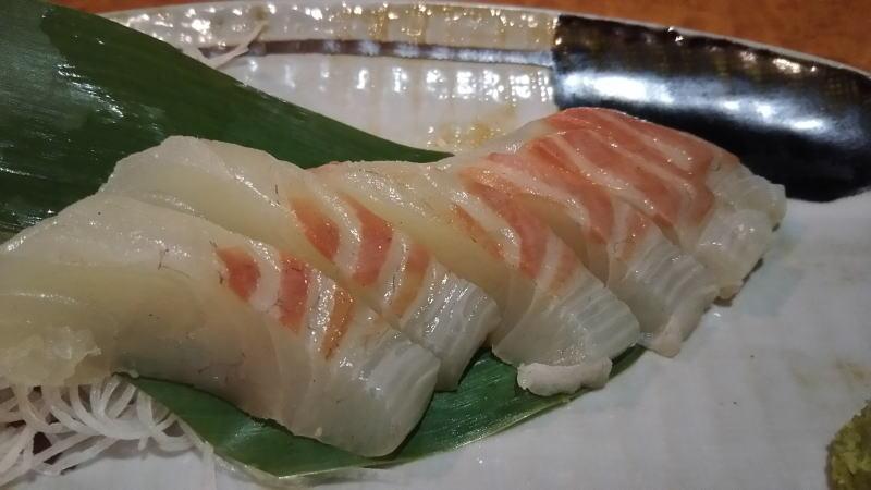 鯛の刺身 / 京都グルメガイド