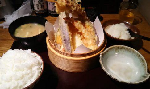 天ぷら海鮮 米福 4/ 京都 ブログ ガイド