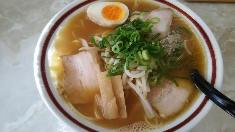 ラーメン ポパイ / 京都 ブログ ガイド