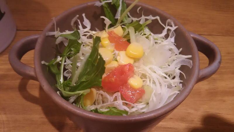 サラダ  / 京都グルメガイド