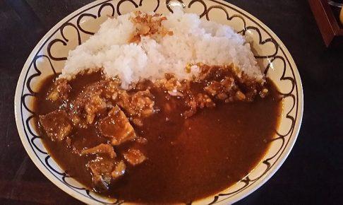 あいばカレー食堂 / 京都グルメガイド