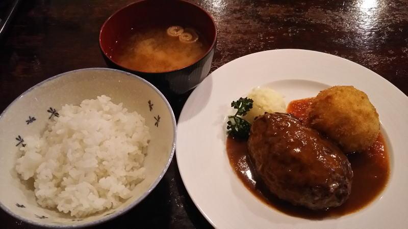 洋食屋キッチンパパ / 京都 ブログ ガイド