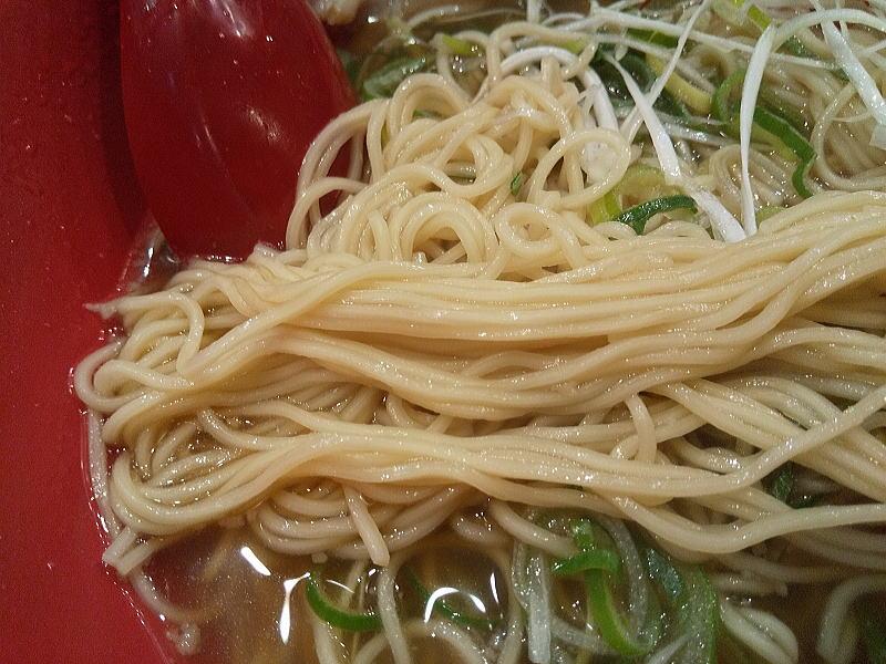 祇園京都ラーメン 麺 / 京都 ブログ ガイド