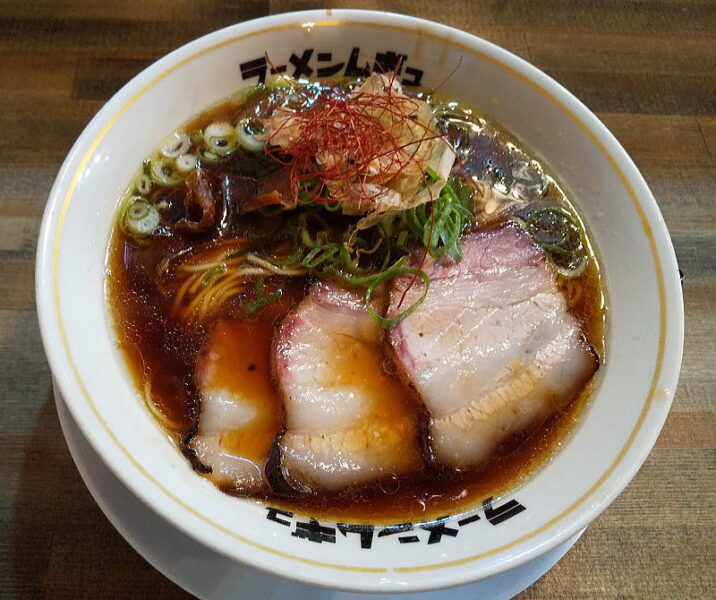 ラーメンムギュ vol.2 / 京都 ラーメン おすすめ