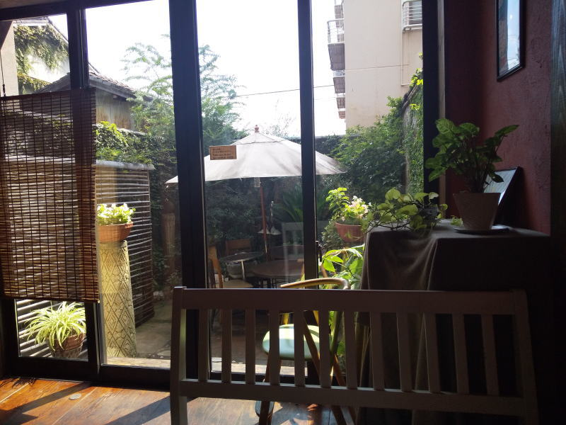 Garden / 京都 グルメガイド